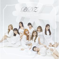 TWICE / BDZ -Repackage- 【通常盤】
