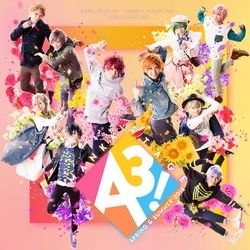 「MANKAI STAGE「A3!」~SPRING & SUMMER 2018~」MUSIC Collection