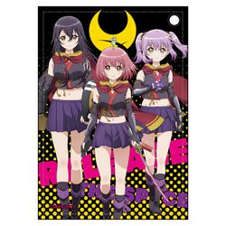 RELEASE THE SPYCE 合皮パスケース A 【2018年12月出荷予定分】