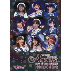 LOVELIVE!SUNSHINE!!Aqours LIVE & FAN MEETING PHOTO BOOK