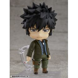 PSYCHO-PASS Sinners of the System ねんどろいど 狡噛慎也 SS Ver. 【2019年7月出荷予定分】