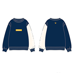 B-PROJECT × MILKFED. SWEAT TOP (MooNs)