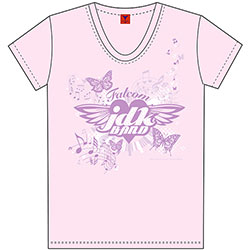 Falcom jdk BAND 「Brand New Logo T shirt」 / M