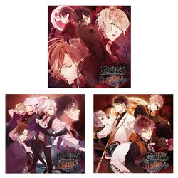DIABOLIK LOVERS CHAOS LINEAGE 全3巻セット ※キャラアニ特典付き