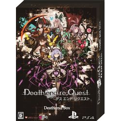 Death end re;Quest 【Death end BOX】 【PS4ソフト】 ※キャラアニ特典付き
