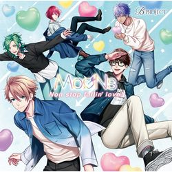 B-PROJECT:MooNs / Non stop fallin' love 【初回生産限定盤】  ※キャラアニ特典&メーカー特典付き