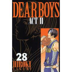 Dear boys Act 2 28 [講談社コミックス KCGM1150 Monthly shonen magazine comics]