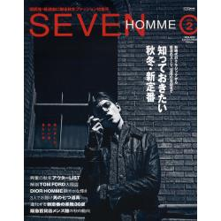 SEVEN HOMME Vol.2(2009-2010 A/W STYLE BOOK) [CARTOP MOOK]