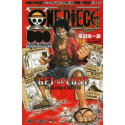 ONE PIECE 500 QUIZ BOOK [ジャンプ・コミックス]