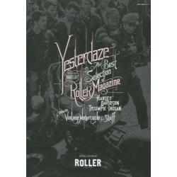 YESTERDAZE THE ROLLER ARCHIVES ROLLER-10th ISSUES ANNIVERSARY EDITION [NEKO MOOK 2164]