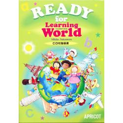 READY for Learning World CD付指導書 Teacher's book [Learning Worldシリ-ズ]