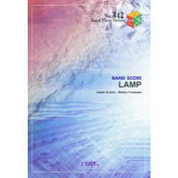 LAMP/BUMP OF CHICKEN [BAND PIECE SERIE 342]