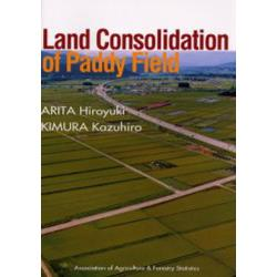 Land consolidation of paddy field