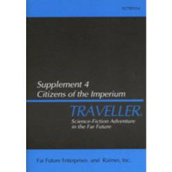 TRAVELLER Science‐fiction adventure in the far future Supplement4 [Supplement   4]