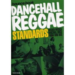 DANCEHALL REGGAE STANDARDS WICKED WICKED DANCEHALL DISCS FROM MID 80S [bounce book]