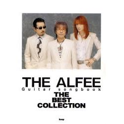 THE ALFEE THE BEST COLLECTION [Guitar songbook]
