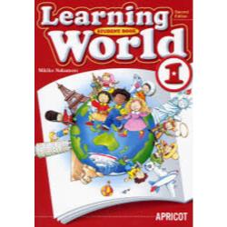 Learning world STUDENT BOOK 1 [Learning Worldシリ-ズ]