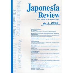 Japonesia Review Critical Analyses for an Alternative World No.5(2008)