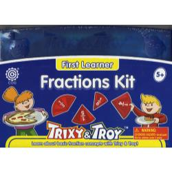 Fractions Kit [TRIXY&TROYシリ-ズ]