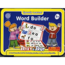 Word Builder [TRIXY&TROYシリ-ズ]