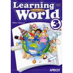 Learning World STUDENT BOOK 3 [Learning Worldシリ-ズ]