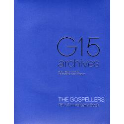 G15 archives THE GOSPELLERS 15th Anniversary Book All you need to know about the Gospellers'5 years of stardom [THE GOSPELLERS 1