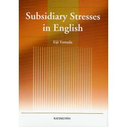 Subsidiary Stresses in English