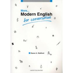 More…Modern English for Conversation