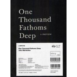 One Thousand Fathoms Deep [LUMEN #8]