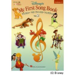 Disney's My First Song Book A TREASURY OF FAVORITE SONGS TO SING AND PLAY Volume2 [Easy Piano]