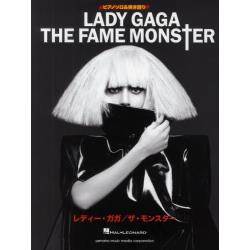 LADY GAGA THE FAME MONSTER [PIANO・VOCAL・GUITAR]