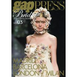 gap PRESS Bridal VOL.03(2012COLLECTIONS) [gap PRESS]