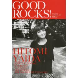 GOOD ROCKS! GOOD MUSIC CULTURE MAGAZINE Vol.32