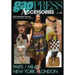 gap PRESS ACCESSORIES VOL.6(2013Spring & Summer) [gap PRESS COLLECTIONS]