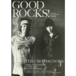 GOOD ROCKS! GOOD MUSIC CULTURE MAGAZINE Vol.36