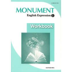 MONUMENT English Expression 1 Workbook [開拓 英I 305]