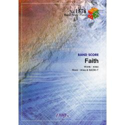 Faith [BAND SCORE PIECE No.1578]