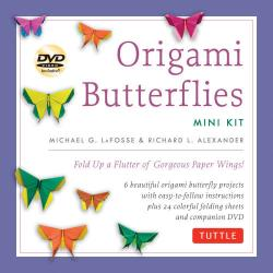 Origami Butterflies [MINI KIT]