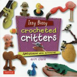 Itty Bitty crocheted