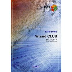 Wizard CLUB [BAND SCORE PIECE No.1650]